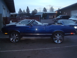nwgrinds 1971 Oldsmobile Cutlass Supreme