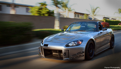 HUYS2200s 2005 Honda S2000