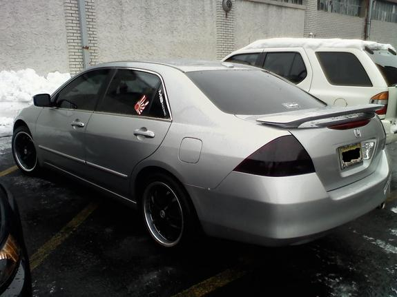 spanishiv 2006 Honda Accord Specs, Photos, Modification ...