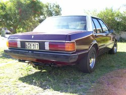 boogernissan 1980 Ford Fairmont