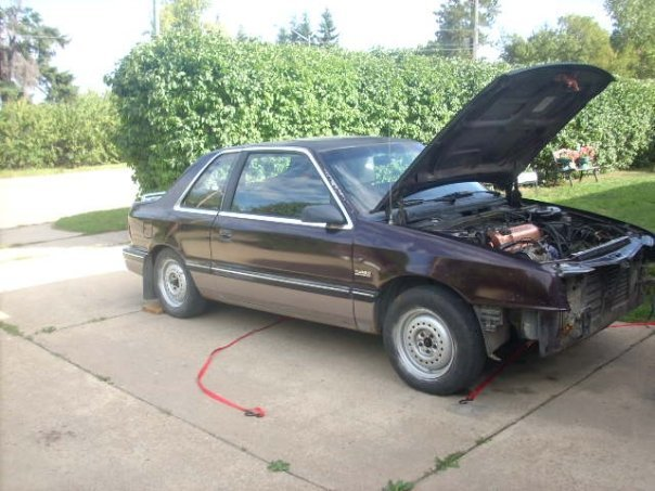 Another Kingplymouth 1989 Plymouth Sundance post... - 11224775