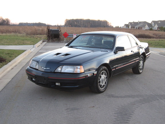 Youareabus 1988 Ford Thunderbird Specs Photos
