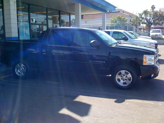 Another Murdered-Knight 2008 Chevrolet Silverado 1500 Crew Cab post... - 11228739