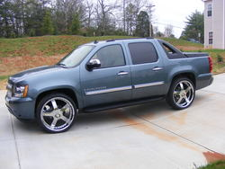 greenhornet82 2008 Chevrolet Avalanche