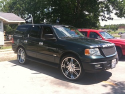 Detroit4Lifes 2004 Ford Expedition