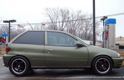 MEANGREENMETRO 1999 Chevrolet Metro