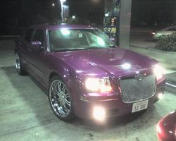 tomokoz300s 2005 Chrysler 300