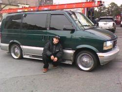 Romaas 1996 GMC Safari Passenger