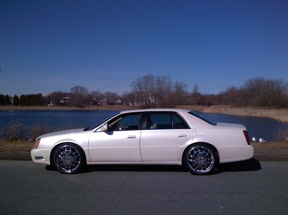 MODAFOCA 2002 Cadillac DTS Specs, Photos, Modification Info at ...