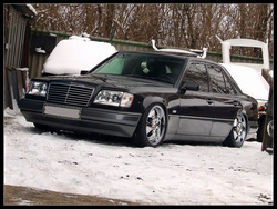 so2low 1995 Mercedes-Benz 200D