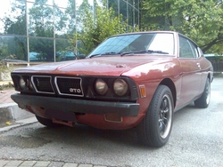 GTOlds 1975 Mitsubishi Galant