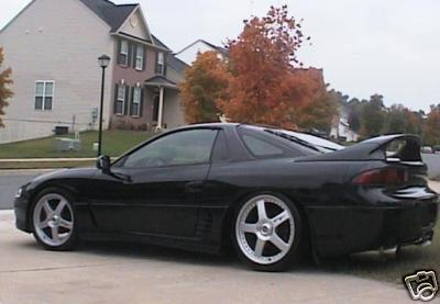 Stealth-Up-In-Ya 1998 Mitsubishi 3000GT