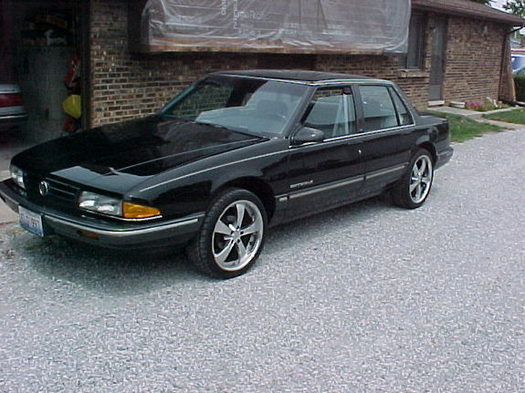 Another BONNIESANALL 1991 Pontiac Bonneville post... - 11231837