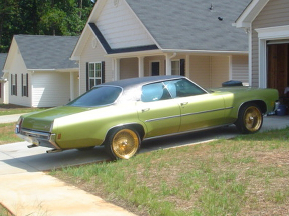 Another BossGame704 1971 Oldsmobile Delta 88 post... - 11234074