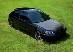 1997civicHBs 1997 Honda Civic