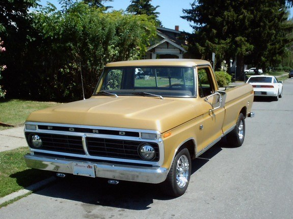 Another SkullMonkey17 1974 Ford F150 Regular Cab post... - 9401024