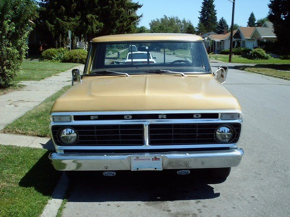 Another SkullMonkey17 1974 Ford F150 Regular Cab post... - 9401025