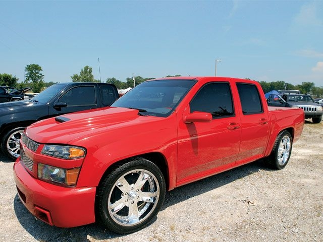 MuscleKat 2004 Chevrolet Colorado Regular Cab