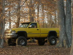 toocutebabes 1994 Dodge Ram 1500 Regular Cab