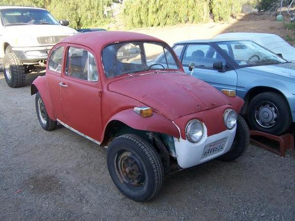 Another bugcrazyjohn 1967 Volkswagen Beetle post... - 11605597