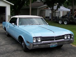 johngreer 1966 Oldsmobile Delta 88