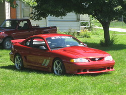 DHenney 1994 Saleen Mustang