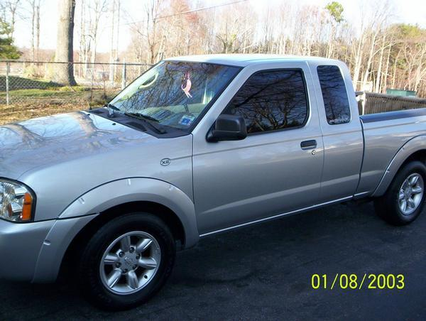 Another dub-fronty 2004 Nissan Frontier Regular Cab post... - 11237404