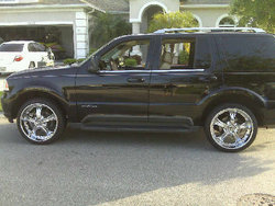 dannymac44s 2005 Lincoln Aviator