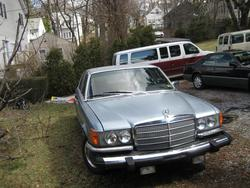 Chinny4290 1975 Mercedes-Benz 280S