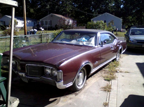 Another massrick 1968 Oldsmobile Delta 88 post... - 11238056