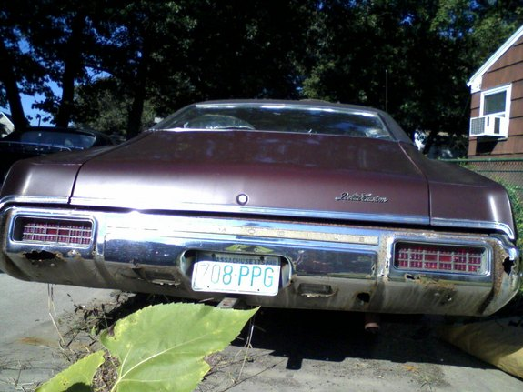Another massrick 1968 Oldsmobile Delta 88 post... - 11238057