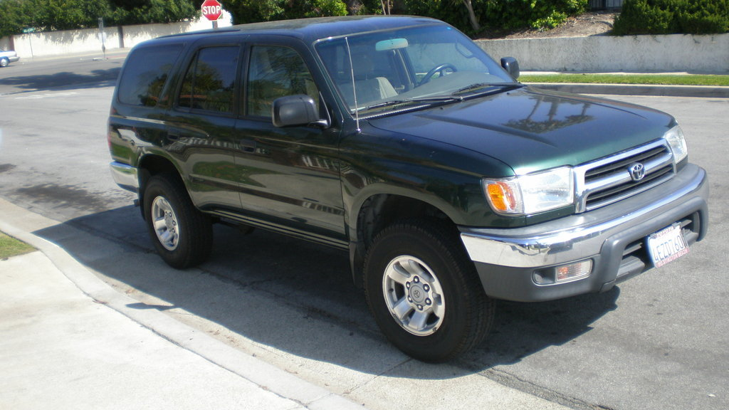 Post Up Your Imperial Jade Mica T4r Toyota 4runner
