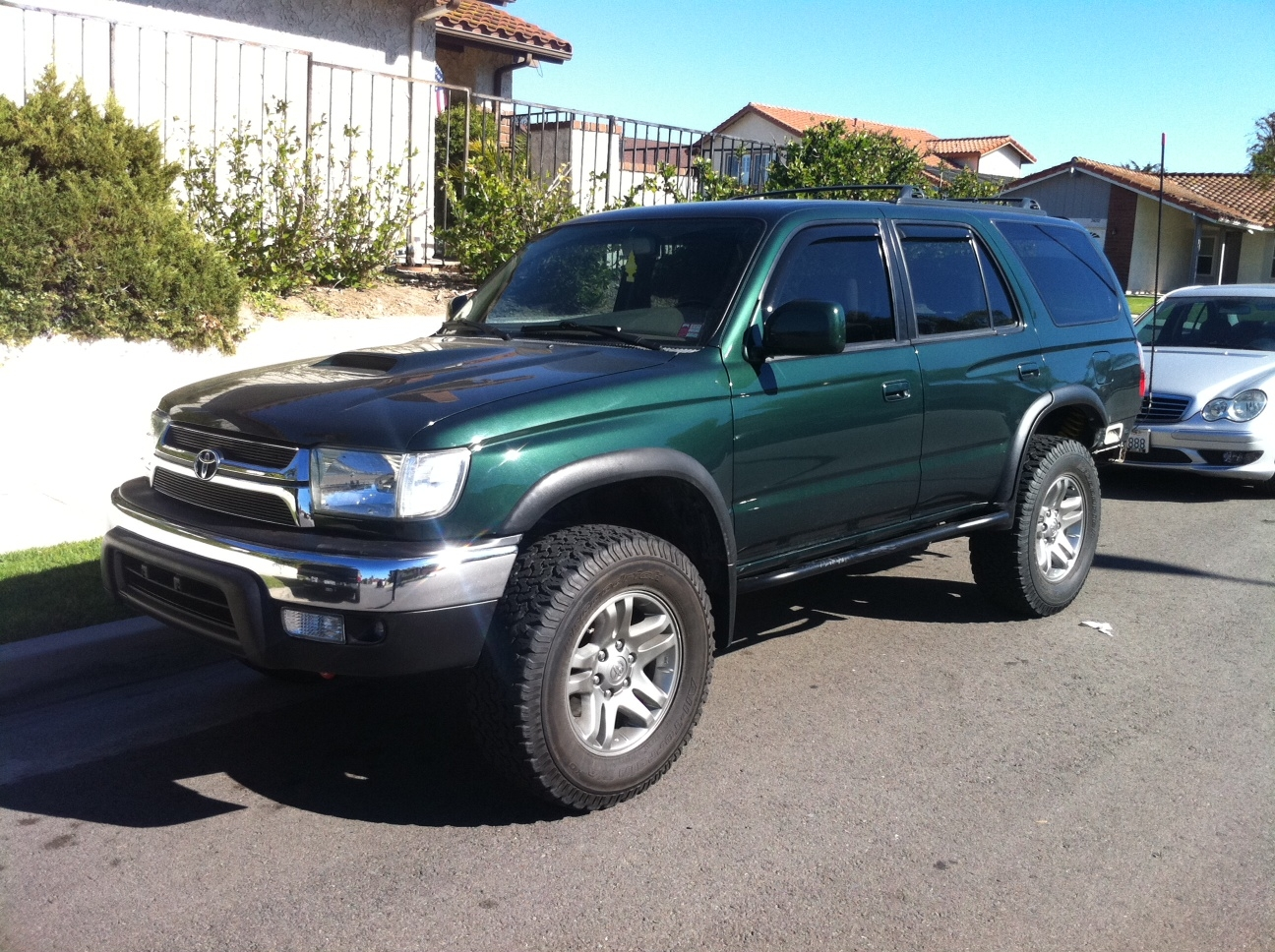 Another I_Drive_TOYOTA 1999 Toyota 4Runner post... - 11251767