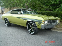 dreamrydez3s 1971 Chevrolet Chevelle