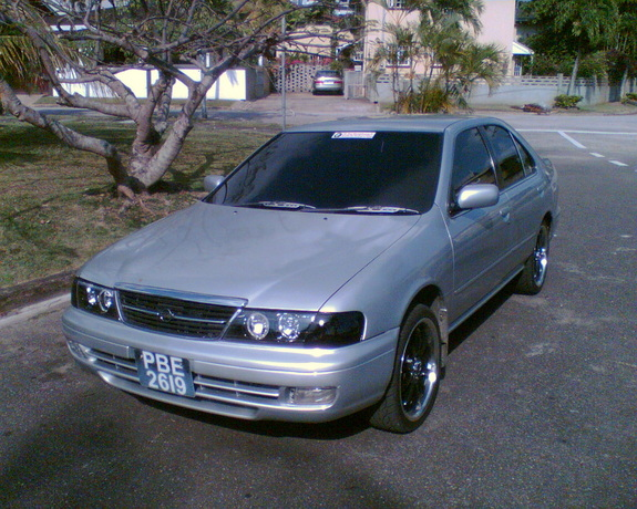 SRASC's 1998 Nissan Sentra Page 2 in Port of Spain,