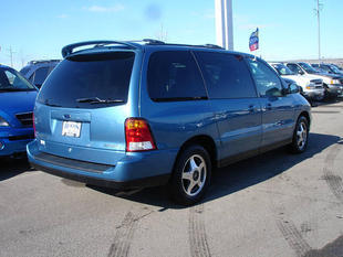 echossaw 2001 ford windstar passenger specs photos modification info at cardomain cardomain
