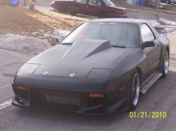BlackEvils 1986 Mazda RX-7