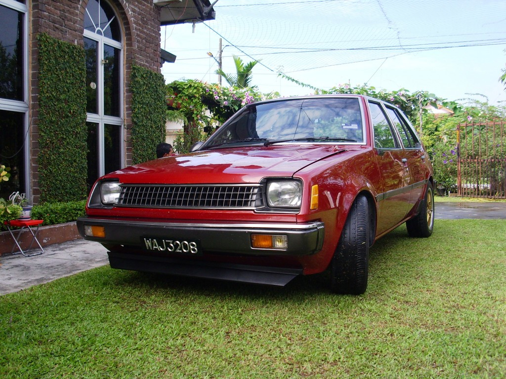 Another fitri9w2pwr 1982 Mitsubishi Colt post... - 11248052