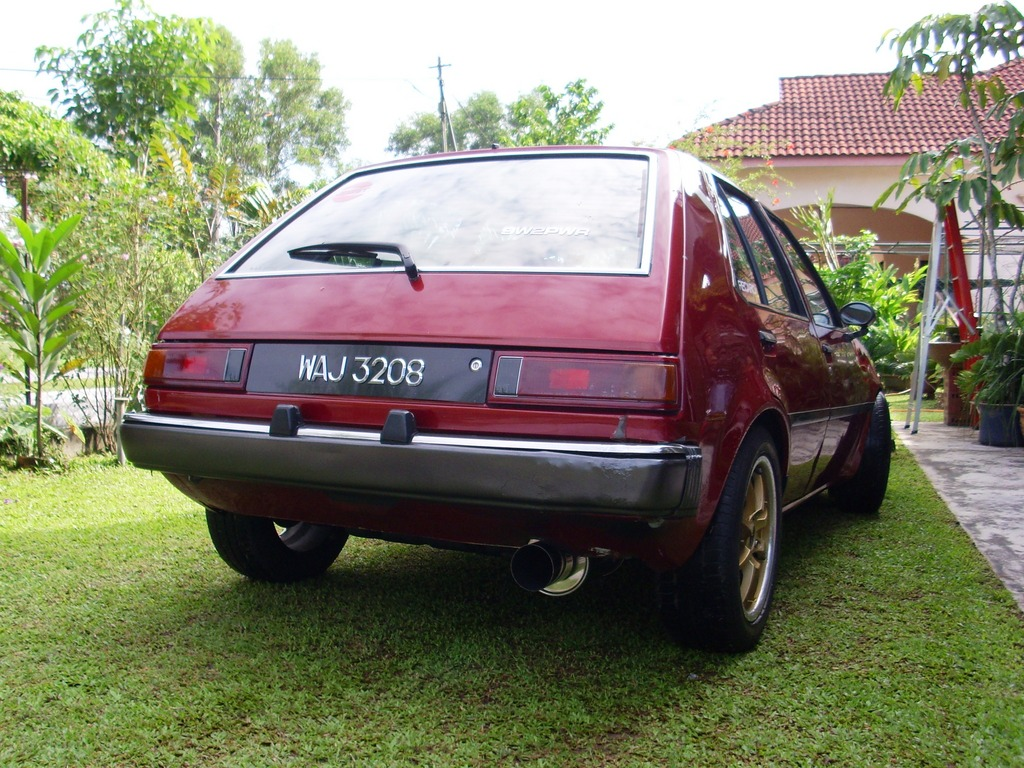 Another fitri9w2pwr 1982 Mitsubishi Colt post... - 11248053