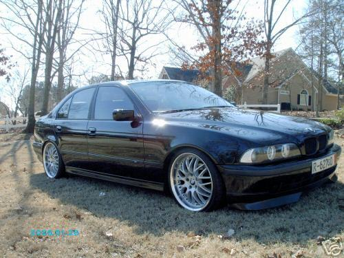 snosk8luke 2000 BMW 5 Series Specs Photos Modification Info at