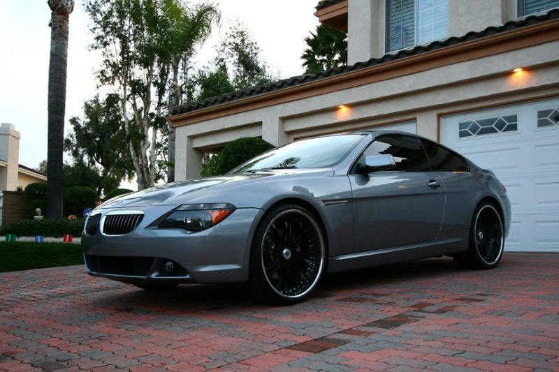 LiftedFrontier BMW Series Specs Photos Modification Info - Bmw 645ci horsepower