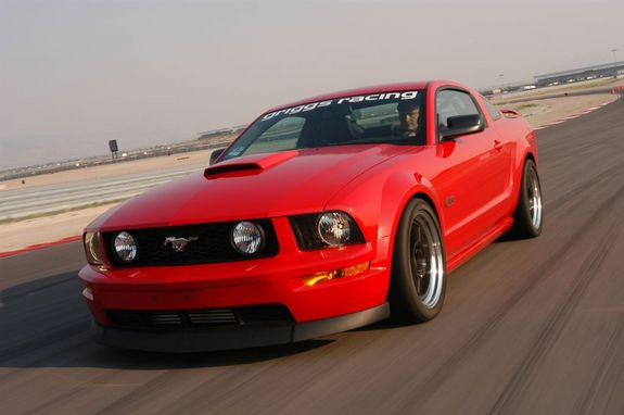 Another GR40Bruce 2007 Ford Mustang post... - 11364029