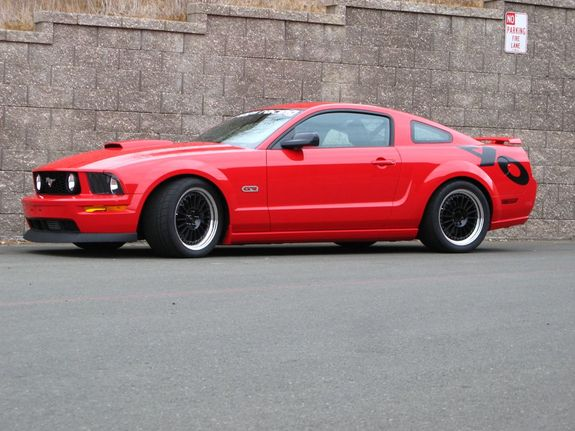 Another GR40Bruce 2007 Ford Mustang post... - 11364038
