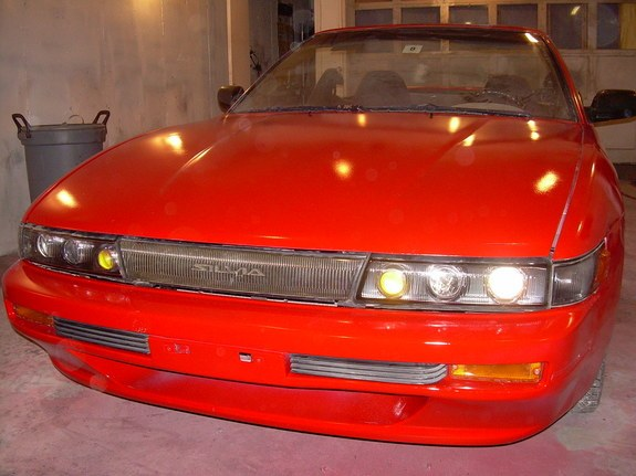 Another sillyvia133 1992 Nissan 240SX post... - 9391710