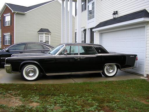 lincoln continental 1964 en venta el lincoln continental limousine de 1964 se pondr en venta. Black Bedroom Furniture Sets. Home Design Ideas