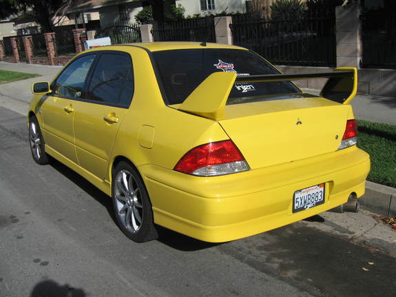 ozevoralli 2003 mitsubishi lancer specs photos. Black Bedroom Furniture Sets. Home Design Ideas