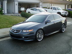 RaiderTG 2008 Acura TSX