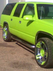 jimmytonges 1995 GMC Suburban 1500