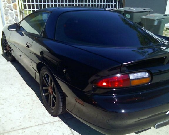 Another 07carniceria 2002 Chevrolet Camaro post... - 11248868