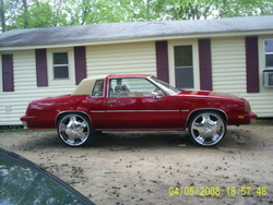 da_cutty_kings 1987 Oldsmobile Cutlass Supreme
